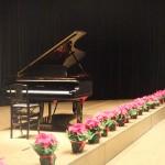 登米祝祭劇場でピアノ発表会おこないます!