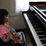 小学生のピアノ、受験生のピアノ
