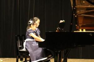 生まれてはじめてピアノ連弾