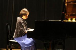 ピアノ発表会Yちゃん
