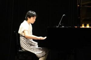ピアノ発表会Nちゃん