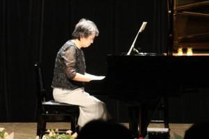 ピアノ発表会Kさん